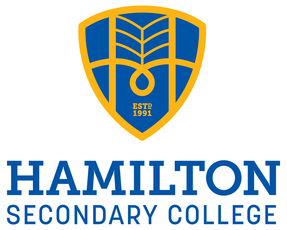 Hamilton Secondary College logo
